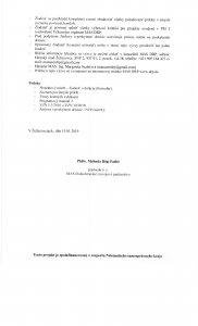 Výzva na predkladanie projektových návrhov - žiadostí o dotáciu