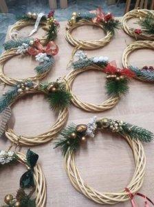 Hotové vianočné ozdoby
